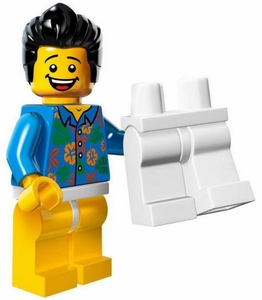 LEGO Minifigure Collection LEGO Movie Series LOOSE Where are my Pants? Guy