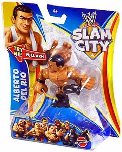 Mattel WWE Wrestling Slam City Action Figure Alberto Del Rio