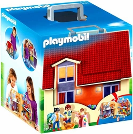 Playmobil Take Along Set #5167 Take Along Modern Doll House