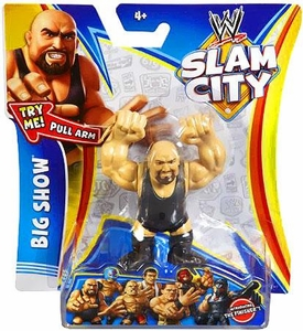 Mattel WWE Wrestling Slam City Action Figure Big Show
