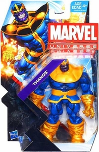 Marvel Universe 3 3/4 Inch Series 22 Action Figure Thanos Pre-Order ships March