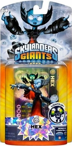 Skylanders GIANTS Lightcore Figure Pack Hex BLOWOUT SALE!