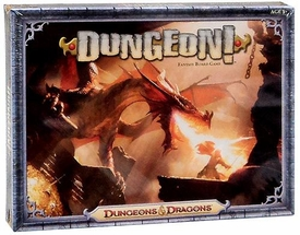 Dungeons & Dragons D&D Dungeon! Fantasy Board Game