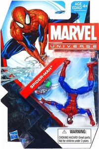 Marvel Universe 3 3/4 Inch Series 22 Action Figure Spider-Man