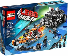 LEGO The Movie Set #70808 Super Cycle Chase