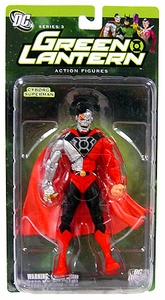 DC Direct Green Lantern Series 3 Action Figure Cyborg Superman [Hank Henshaw]