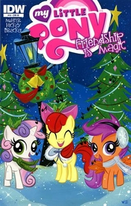 My Little Pony Friendship Is Magic Comic Book #14 Retailer Incentive Cover