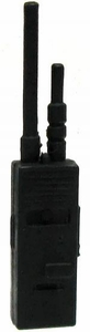 GI Joe 3 3/4 Inch LOOSE Action Figure Accessory Black Walkie Talkie