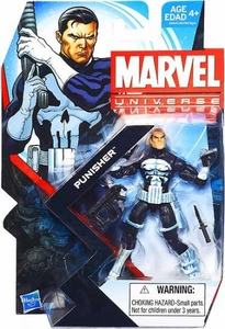 Marvel Universe 3 3/4 Inch Series 22 Action Figure #015 Punisher