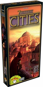7 Wonders Board Game Expansion Cities