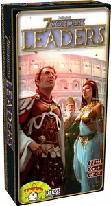 7 Wonders Board Game Expansion Leaders