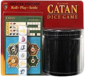 Catan Dice Game Deluxe Edition
