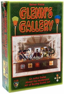 Glenn's Gallery Board Game