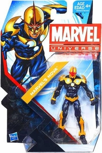 Marvel Universe 3 3/4 Inch Series 22 Action Figure Nova