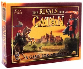 Mayfair Games The Rivals for Catan Board Game