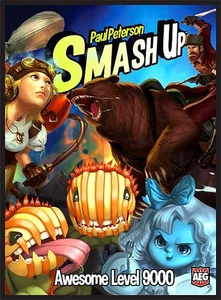 Smash Up Board Game Awesome Level 9000 Expansion