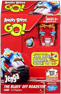 Angry Birds GO! Jenga Game Blues' Off Roadster