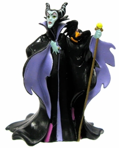 Disney Sleeping Beauty Exclusive 3.5 InchLOOSE PVC Figure Maleficent [Human Form]