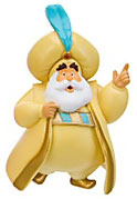 Disney Aladdin Exclusive 3 Inch PVC Figure Sultan