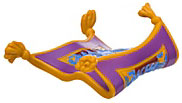 Disney Aladdin Exclusive 3 Inch PVC Figure Carpet