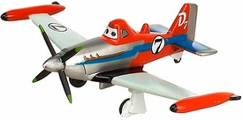 Disney Planes Exclusive LOOSE PVC Figure Turbo Dusty
