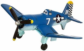 Disney Planes Exclusive LOOSE PVC Figure Skipper