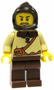 LEGO Castle LOOSE Complete Human Mini Figure Peasant Man