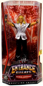 Mattel WWE Wrestling Entrance Greats Action Figure Chris Jericho