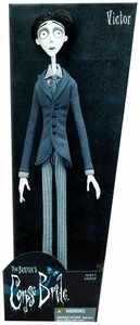 McFarlane Toys Corpse Bride Fashion Doll Figure Victor