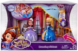 Disney Sofia the First 2-Pack DancingSisters [Sofia & Amber] BLOWOUT SALE!