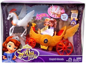 Disney Sofia the First Playset Royal Coach