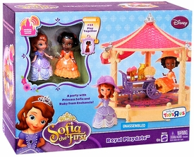 Disney Sofia the First Exclusive Playset Royal Playdate