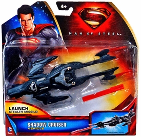 Man of Steel Movie Vehicle Shadow Cruiser