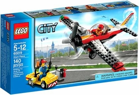 LEGO City Set #60019 Stunt Plane