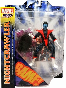 Marvel Select Action Figure Nightcrawler