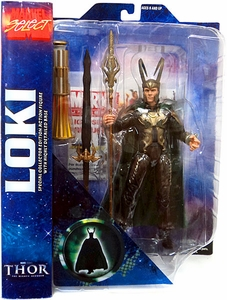 Marvel Select Thor Movie Action Figure Loki