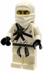 LEGO Ninjago LOOSE Mini Figure Zane