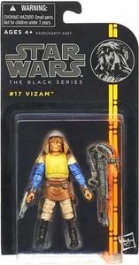 Star Wars Black 3.75 Inch Series 3 Action Figure Vizam