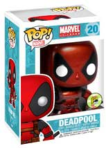 Funko POP! Marvel 2013 SDCC San Diego Comic-Con Exclusive Vinyl Figure Deadpool [Metallic]