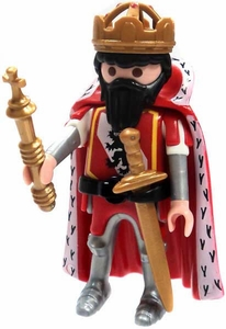 Playmobil Fi?ures Series 4 LOOSE Mini Figure King