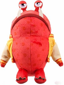 Disney / Pixar Monsters University Exclusive 8 Inch Bean Bag Plush Big Red