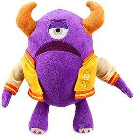 Disney / Pixar MONSTERS UNIVERSITY Exclusive 7.5 Inch Bean Bag Plush Percy