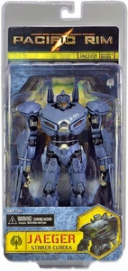 NECA Pacific Rim Series 2 Action Figure Striker Eureka [Jaeger] Damaged Package, Mint Contents!