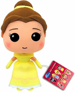 Funko POP! Disney Plush Figure Belle [Beauty & the Beast]