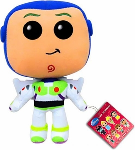 Funko POP! Disney Plush Figure Buzz Lightyear [Toy Story]