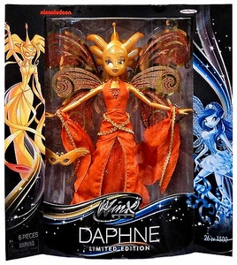Winx Club 2013 SDCC San Diego Comic Con Exclusive 14 Inch Limited Edition Deluxe Doll Daphne