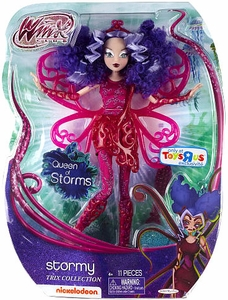 Winx Club Sirenix Exclusive 11.5 Inch Fashion Trix Doll Stormy [Queen of Storms]