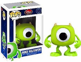 Funko POP! Disney Monsters Inc. Vinyl Figure Mike Wazowski