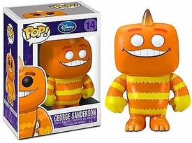Funko POP! Disney Monsters Inc. Vinyl Figure George Sanderson
