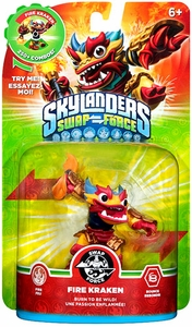 Skylanders SWAP FORCE Swappable Figure Fire Kraken